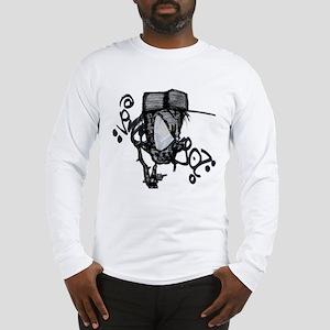 OUT DA BING Graffiti Art Long Sleeve T-Shirt