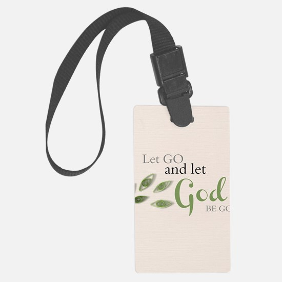 Cute God Luggage Tag