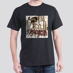 GECKOCITY Black T-Shirt
