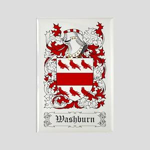 Washburn Rectangle Magnet