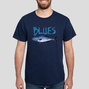 Blues Dark T-Shirt