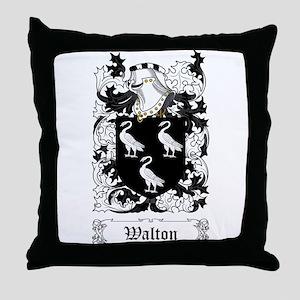 Walton II Throw Pillow