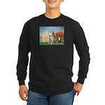 Regatta / 3 Boxers Long Sleeve Dark T-Shirt