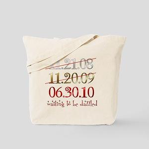 dazz - dates Tote Bag