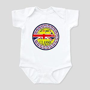 Mini GoRound Infant Bodysuit