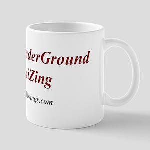 GoldWing Shop #UnderGround Coffee Mug