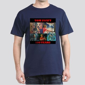 100 Years of Tom Swift Dark T-Shirt