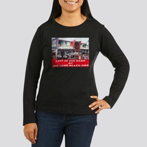 Laff In The Dark Women's Long Sleeve Dark T-Shirt