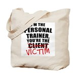 Victim Tote Bag