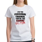 Victim Women's T-Shirt