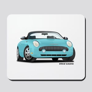 2002 03 04 05 T Bird Blue Mousepad