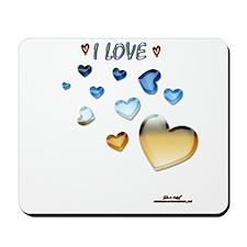 I love Mousepad