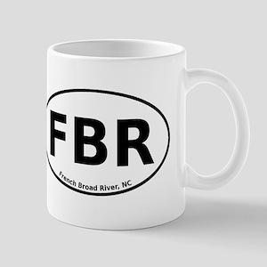 French Broad River Mug