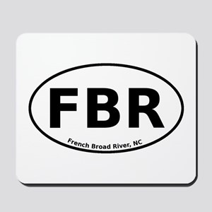 French Broad River Mousepad