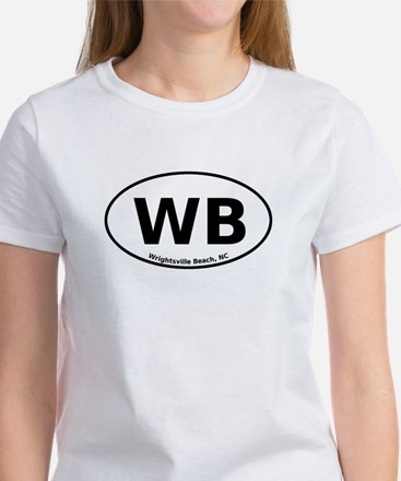 Wrightsville Beach Women's T-Shirt