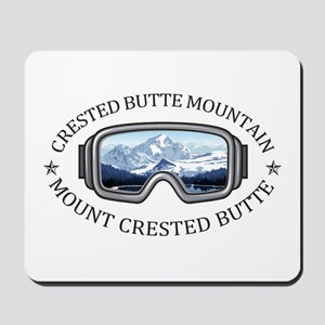 Crested Butte Mountain Resort - Mount Mousepad