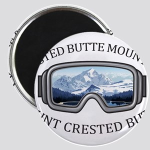 Crested Butte Mountain Resort - Mount Cr Magnets