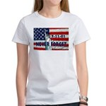 9-11-01 Never Forget Women's T-Shirt