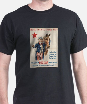 Help Him Help Us T-Shirt