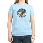 Xmas Magic / 3 Boxers Women's Light T-Shirt