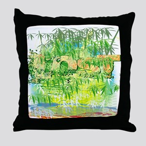 Lost: Become the Light Throw Pillow