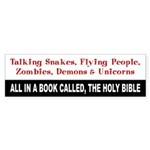 The Bible is a Great Fantasy Book!