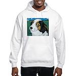 Max, the dog Hooded Sweatshirt