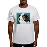 Max, the dog Ash Grey T-Shirt