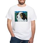Max, the dog White T-Shirt