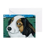 Max, the dog Greeting Cards (Pk of 10)