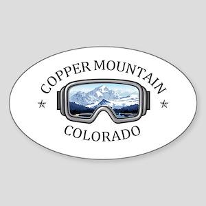 Copper Mountain Resort - Copper Mountain Sticker
