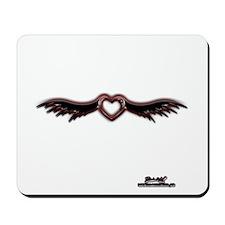 Love Soars Mousepad