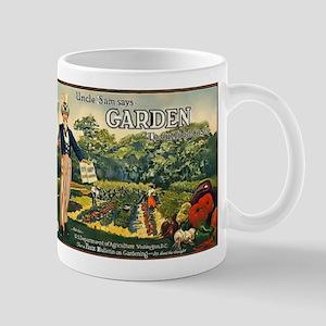 Uncle Sam Says Mug