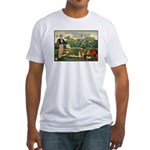Uncle Sam Says Fitted T-Shirt