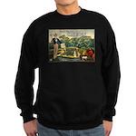 Uncle Sam Says Sweatshirt (dark)