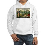 Uncle Sam Says Hooded Sweatshirt