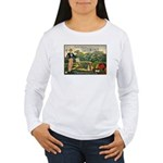 Uncle Sam Says Women's Long Sleeve T-Shirt