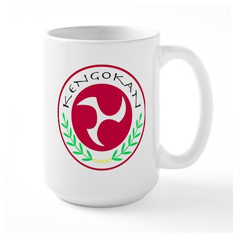Kengokan_logo Mugs