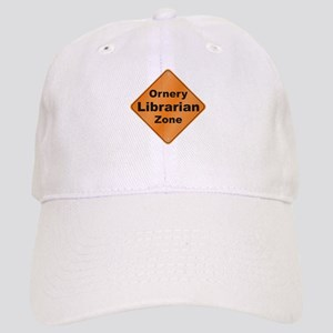 Ornery Librarian Cap