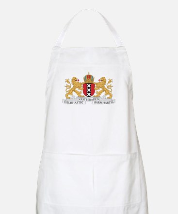 Amsterdam Coat Of Arms Apron