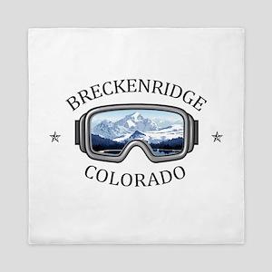 Breckenridge Ski Resort - Breckenrid Queen Duvet