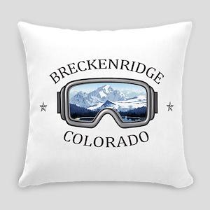 Breckenridge Ski Resort - Brecke Everyday Pillow