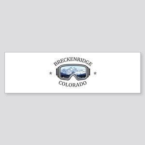 Breckenridge Ski Resort - Brecken Bumper Sticker