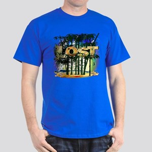 Lost Bamboo Jungle Dark T-Shirt