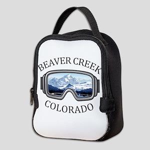 Beaver Creek Resort - Beaver Neoprene Lunch Bag