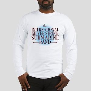 SILVER STRING SUBMARINE BAND Long Sleeve T-Shirt