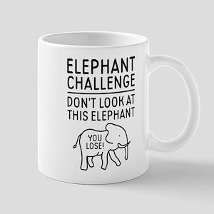 Elephant Challenge Mug