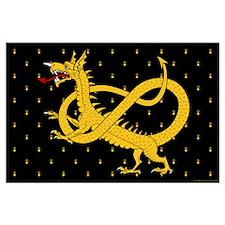 Dragon Watch Large Poster