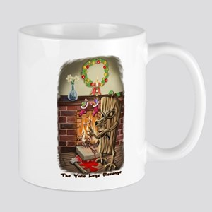 The Yule Logs Revenge Style I Mug