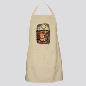 The Yule Logs Revenge Style I Apron